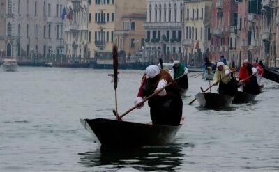 Regaty wioślarskie w Wenecji