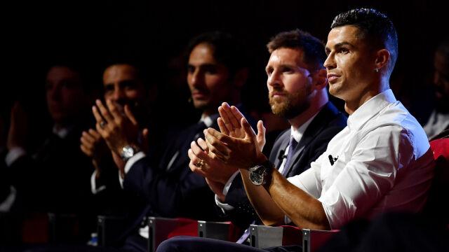 Najbardziej wartościowi piłkarze świata. Messi ósmy, Ronaldo 49.