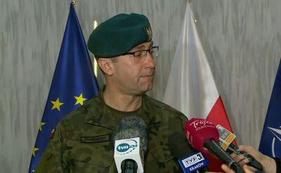 Gen. Piotrowski: ewakuacja żołnierzy z Iraku nie jest w tej chwili rozważana