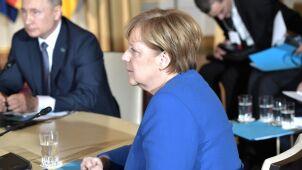 Merkel jedzie do Rosji. Na zaproszenie Putina