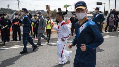 Pierwszy przypadek koronawirusa na trasie sztafety z ogniem olimpijskim