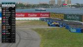 Błąd Johnsona wywołał zółte flagi w Grand Prix St. Petersburga