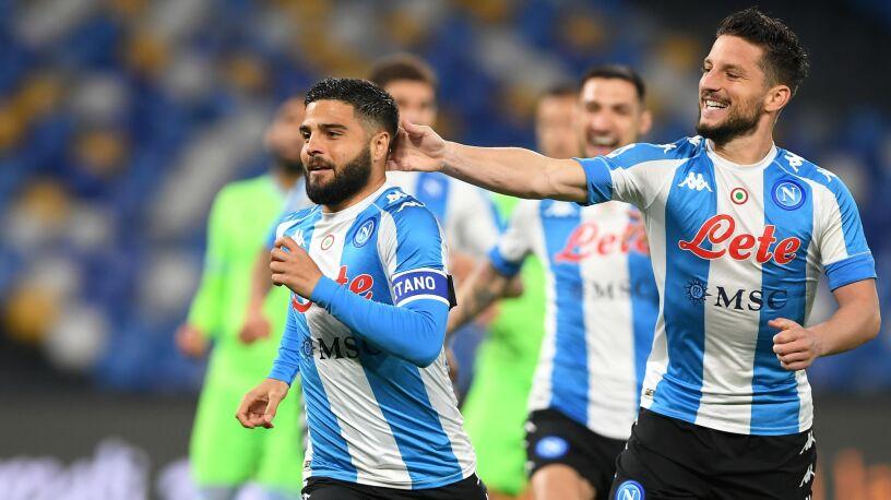 Lazio rozbite w Neapolu. Kolejna asysta Zielińskiego