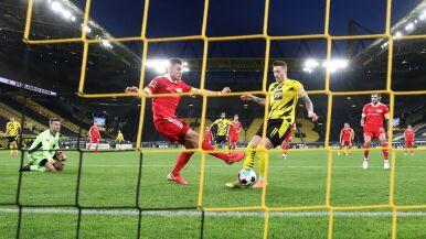 Niemoc Haalanda, występ  Piszczka. Borussia wciąż w grze o Ligę Mistrzów