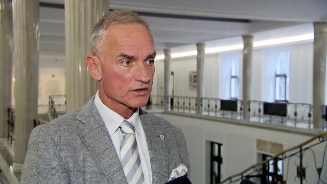 Jan Maria Jackowski w Sejmie RP