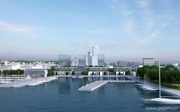 W basenie Wendy projektowana jest nowa marina żeglarska