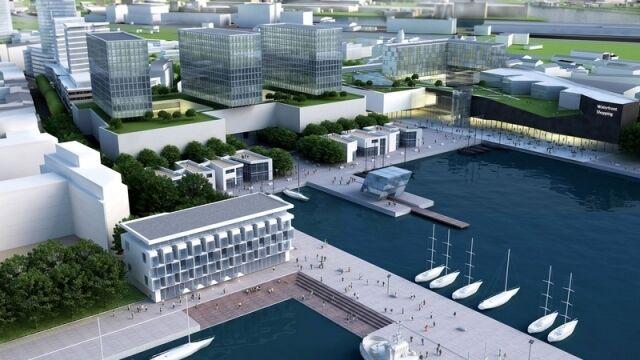 Gdynia powiększy się o luksusową dzielnicę