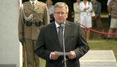 Prezydent o rzezi wołyńskiej: Zbrodnia o znamionach ludobójstwa