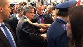 Prezydent po incydencie w Łucku