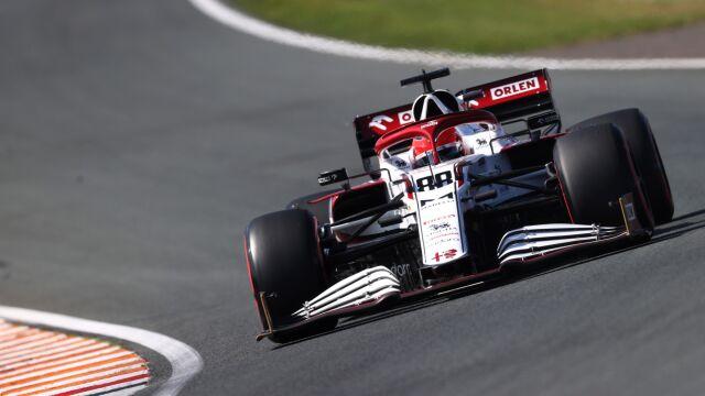 Robert Kubica w Grand Prix Włoch Formuły 1 na torze Monza. O której wyścig?
