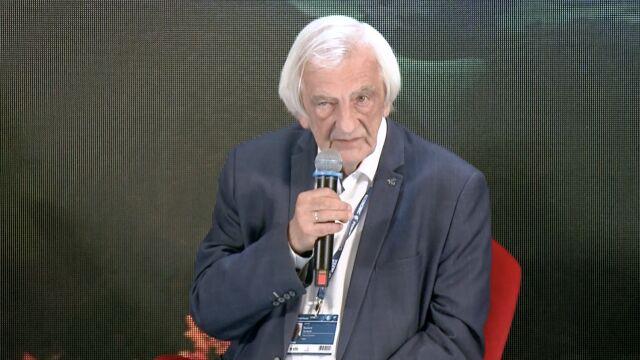wicemarszałek Ryszard Terlecki na Forum Ekonomicznym w Karpaczu