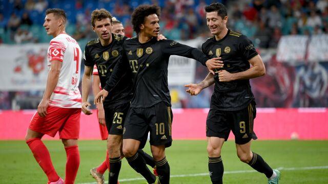 Gol i zasłużony odpoczynek Lewandowskiego. Hit Bundesligi dla Bayernu