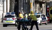 Barcelona: furgonetka wjechała w tłum