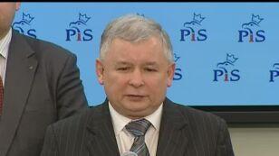 Kaczyński o zmianach w służbach specjalnych
