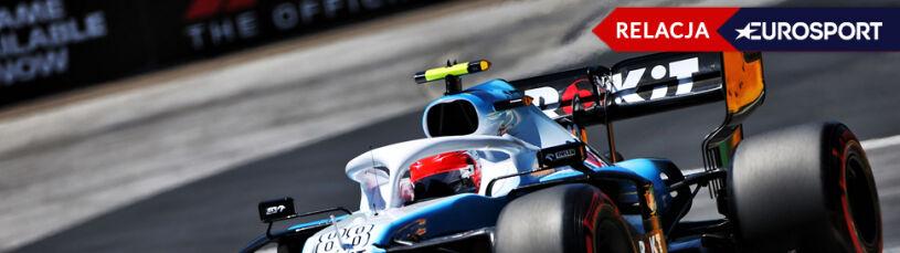 GP Austrii. Kubica ostatni, zwycięstwo Verstappena