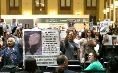 W Meksyku stworzono komisję. Zajmie się poszukiwaniami zaginionych