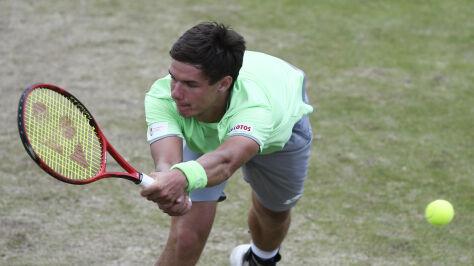 Kamil Majchrzak po raz pierwszy w Wimbledonie. Kwalifikacje pokonał koncertowo