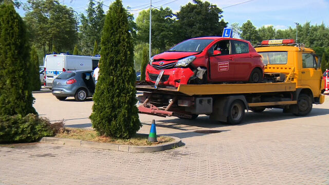 The tragic accident happened in Rybnik, Silesian voivodeship