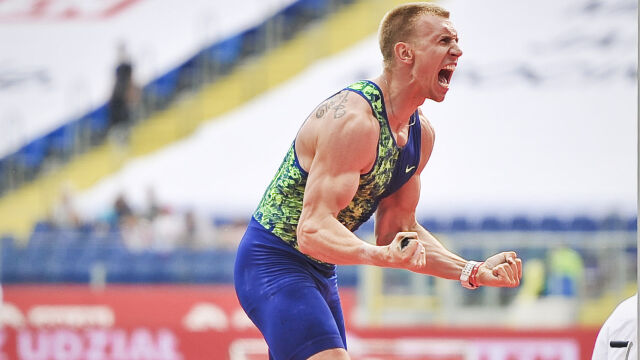 Rekord mityngu w Atenach i najlepszy wynik Liska w sezonie