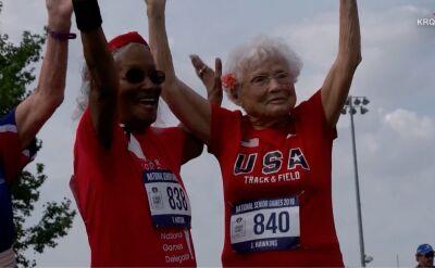 Julia Hawkins czyli 103-letnia biegaczka z Luizjany