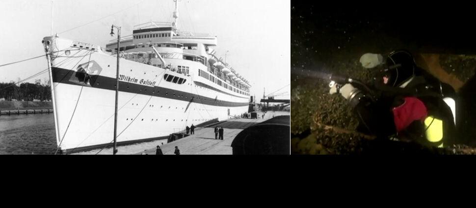 """""""Wydobyto ciało"""". Tajemnica wraku  statku Wilhelm Gustloff"""