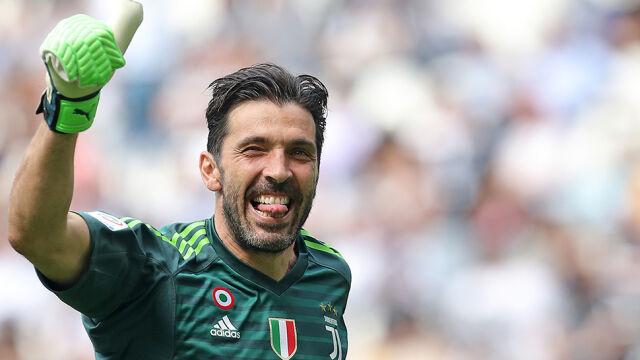 """Buffon bliski wielkiego powrotu. """"Zgodził się być zmiennikiem Szczęsnego"""""""