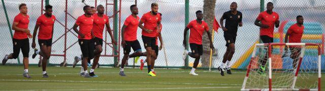 """Istniało """"ryzyko utraty życia"""", gdyby zagrał. Kameruńczyk wycofany z Pucharu Narodów Afryki"""