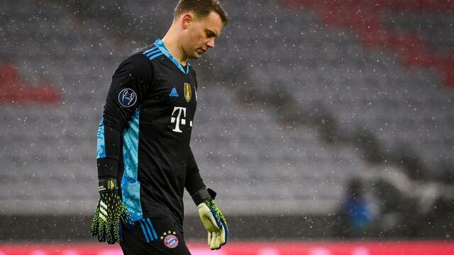 """Niemcy rozczarowani postawą Bayernu. """"Ten wieczór miał gorzki smak"""""""