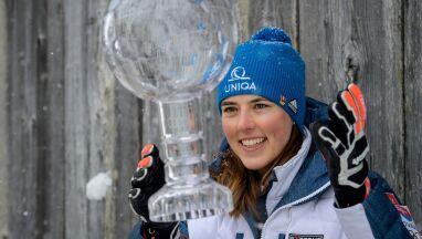 Najlepsza alpejka świata pożegnała trenera.