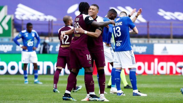 PSG odpowiedziało Lille. Walka o mistrzostwo wciąż trwa