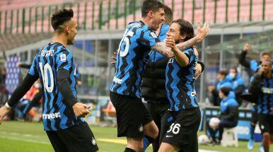 Inter nie zwalnia tempa w wyścigu po tytuł. Jedenasta wygrana z rzędu