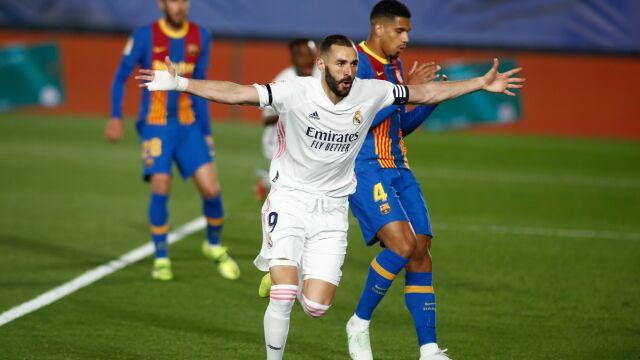 Szczęśliwe ostatnie minuty i cenne zwycięstwo Realu w El Clasico