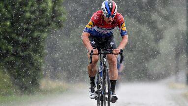 Jakobsen wraca na rower po makabrycznym wypadku w Katowicach.
