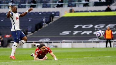 Mourinho coraz dalej od Ligi Mistrzów. Manchester United rozmontował Tottenham