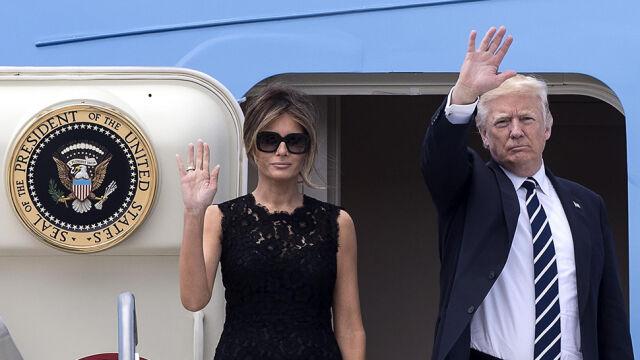 """""""Najważniejsze jest to, żeby Trump powiedział Rosjanom: ręce precz od Polski"""""""