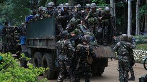 Prezydent ogłasza Marawi