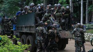 Stan wojenny na filipińskiej wyspie przedłużony o rok