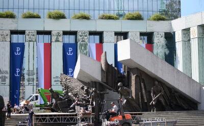 TVN24: PO wyśle na plac Krasińskich delegację