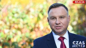Andrzej Duda: dobrze, że wszystkie strony sceny politycznej są reprezentowane