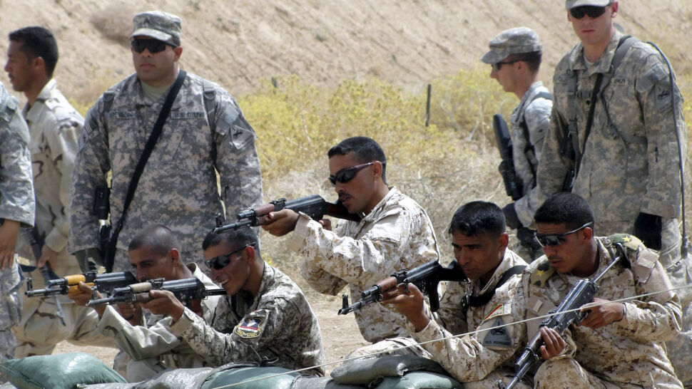 Pentagon: żołnierze z Syrii zostaną ulokowani w Iraku