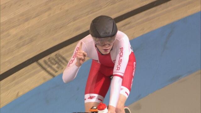 19-latek pojechał po pierwszy medal dla Polski