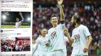"""Bayern gratuluje """"Lewemu"""", Juve pamięta o Szczęsnym"""