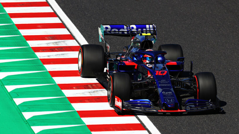 Zespół Formuły 1 zmieni nazwę. Koniec z Toro Rosso