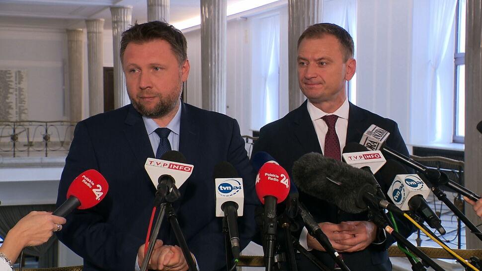 """""""Nie możemy czekać"""". Apel do marszałek Sejmu w sprawie Banasia"""