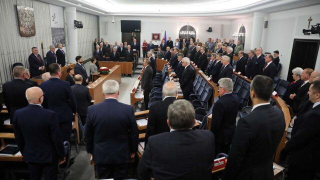 Sejm zakończył prace. Swoboda działalności Senatu