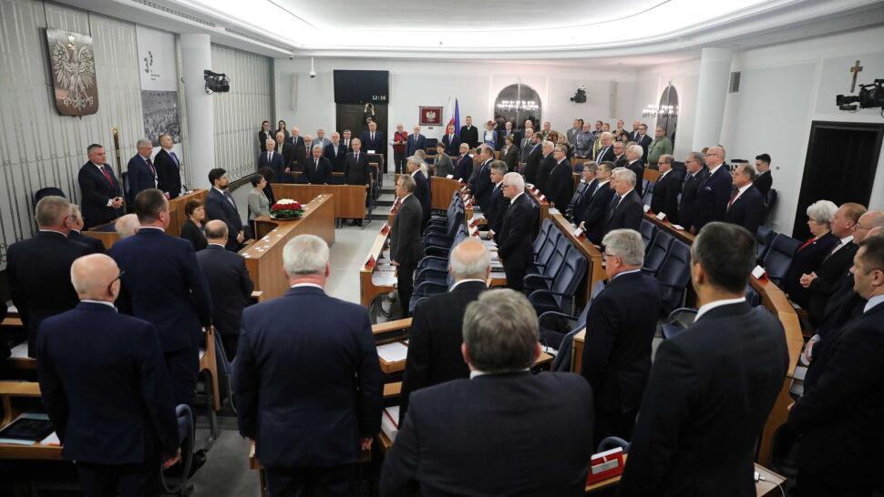 """Sejm zakończył prace. Swoboda działalności Senatu """"sprowadzona do zera"""""""