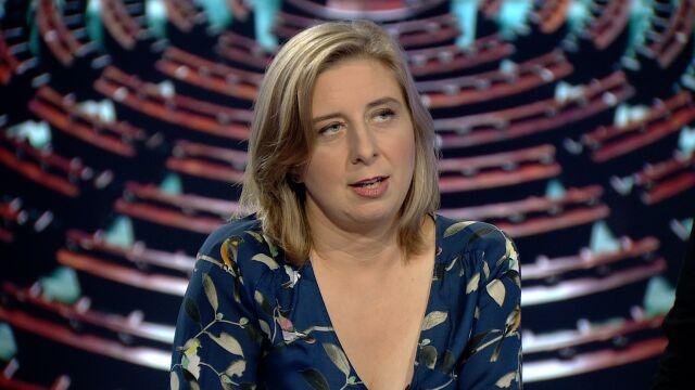 Róża Rzeplińska o sprawie Mariana Banasia
