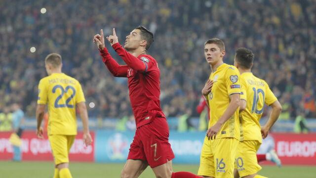 """Ronaldo strzelił po raz 700. """"Nie szukam rekordów, one szukają mnie"""""""