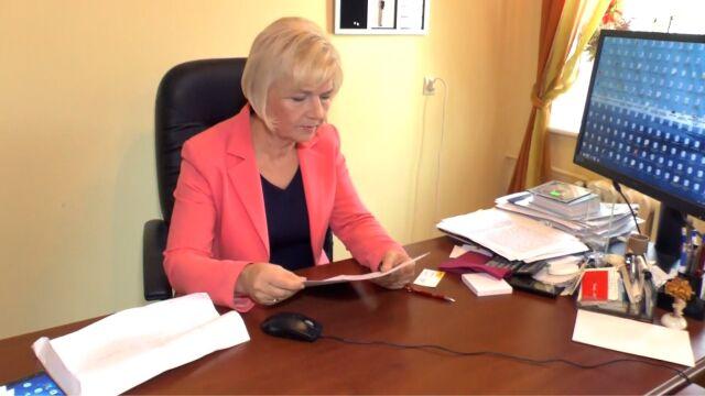 Walka o senator Lidię Staroń