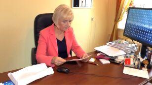 Walka o senator Lidię Staroń. Niezrzeszoną w nowym Senacie